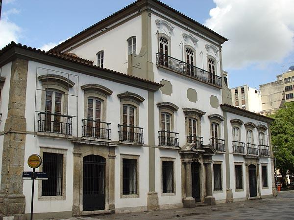 Palácios Imperiais do Brasil Paco